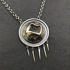 Fossilized Curio Necklace