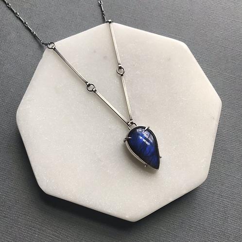 Nyx Labradorite Necklace