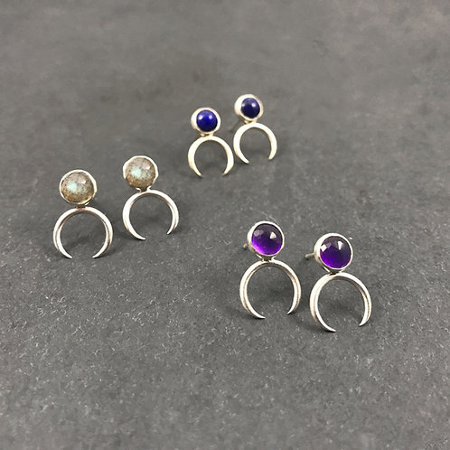 Juna Post Earrings