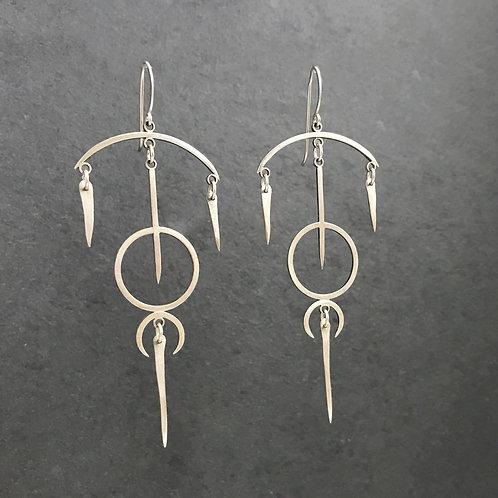 Sigil Chandelier Earrings