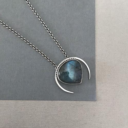 Callisto Labradorite Necklace