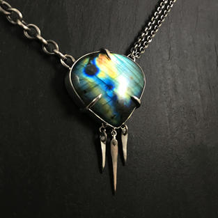 Custom Statement Necklace
