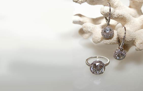 Buy Diamonesque Jewelry