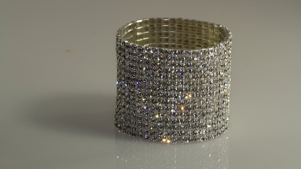 Diamonesque Stretch Bracelet