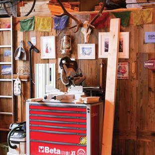 L'atelier Campervans Mont-Blanc