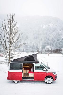 Aménagement van Campervan Mont-Blanc