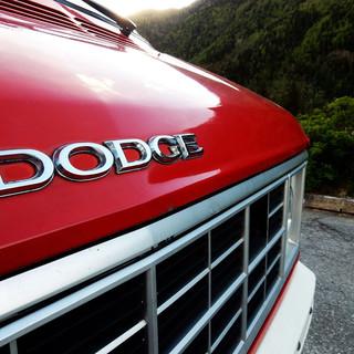Aménagement d'un Dodge