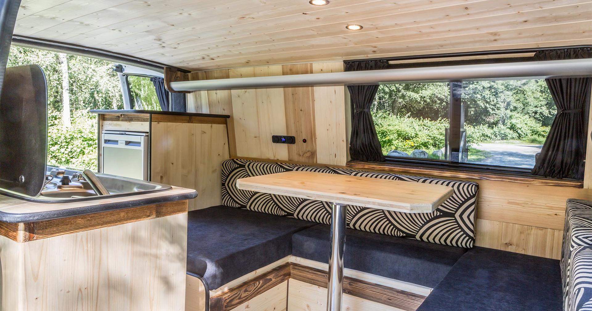 MONT-BLANC L1H1 Bandeaux Vieux bois.