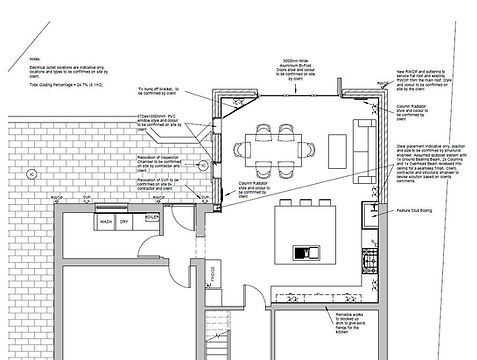 architecture-plan-drawing-ground-floor-e