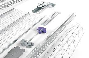 Produits pour les chantiers du batiment, accessoires pour les professionnels construction de maison