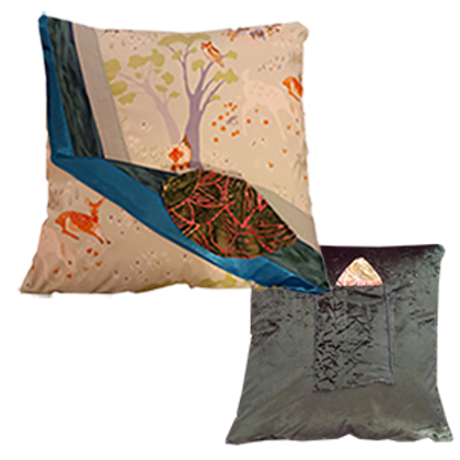 Spring Tranquility Pillow