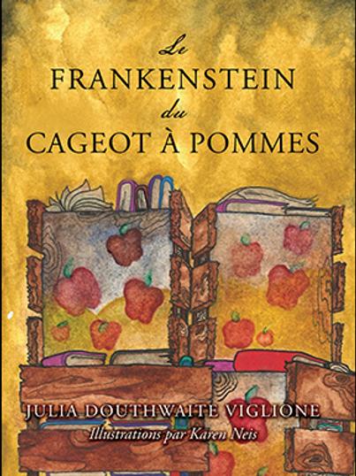Frankenstein Hardcover book French