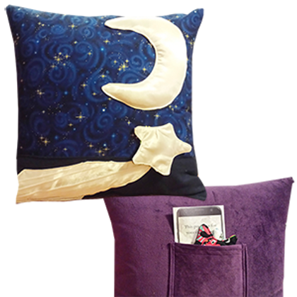 Shooting Star Tranquility Pillow
