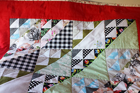 """Alice in Wonderland"" Ready-made Quilt"