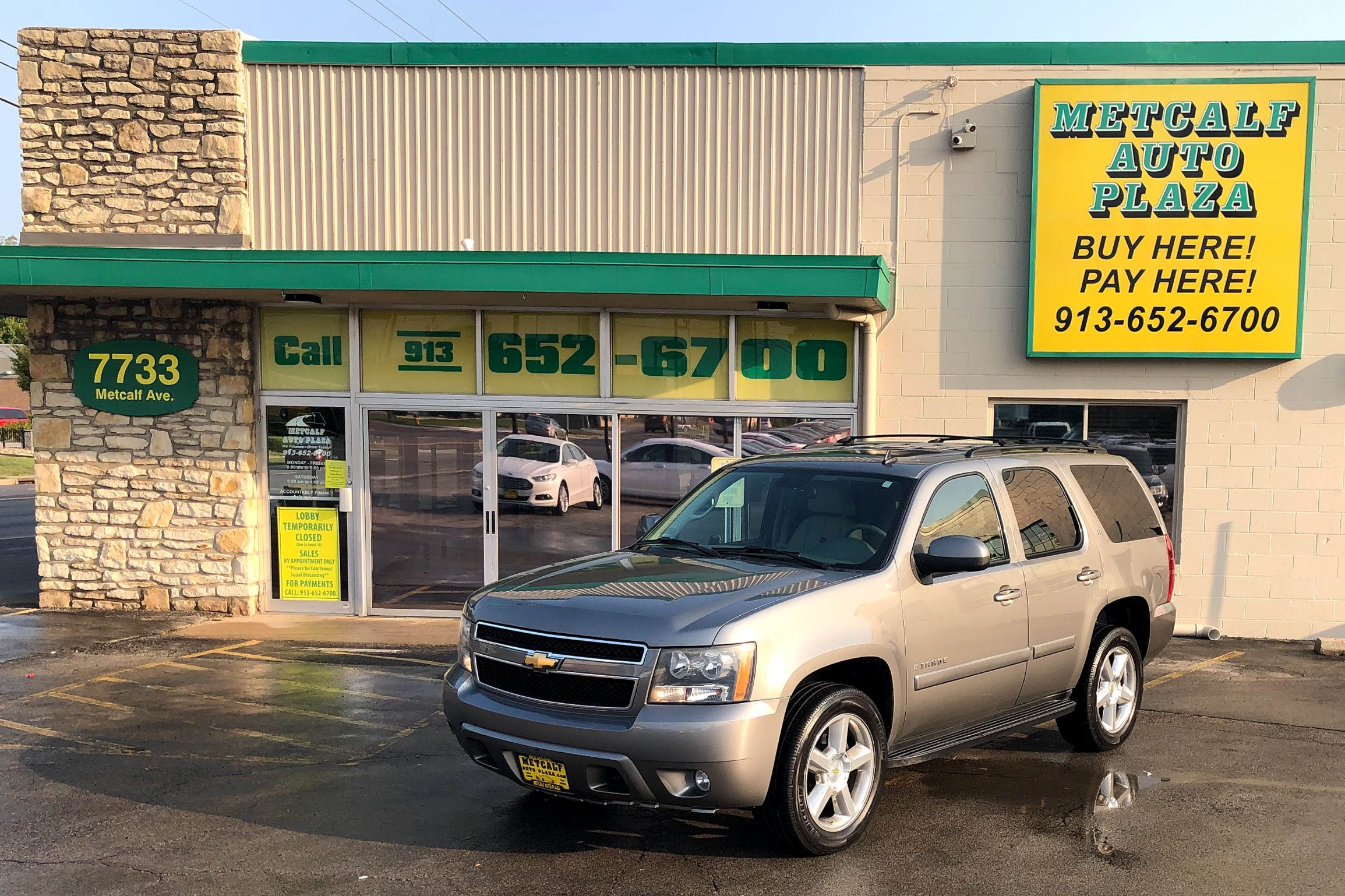 Chevy Tahoe 2007 - Sold Fast