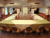 Banquet room Azucene2 meeting Fiesta Res