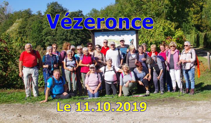 VEZERONCE [ Le 11/10/2019 ]