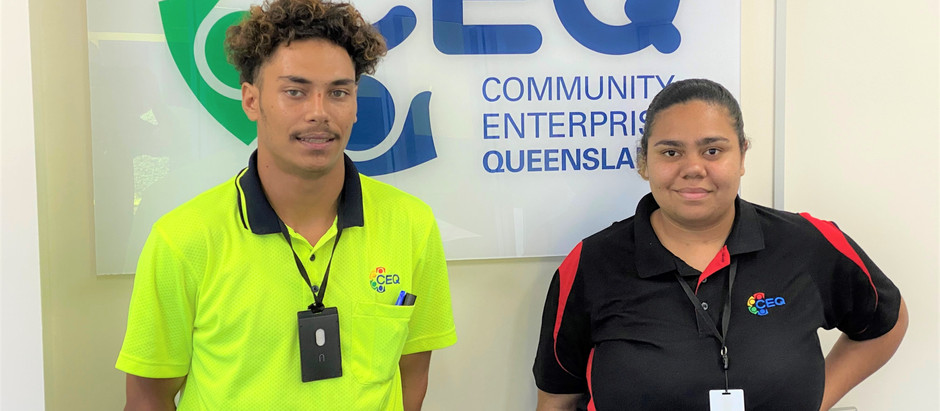 Indigenous workers latest to join CEQ cadetship program