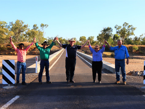 Major Flinders development projects showcased to Assistant Federal Minister during visit
