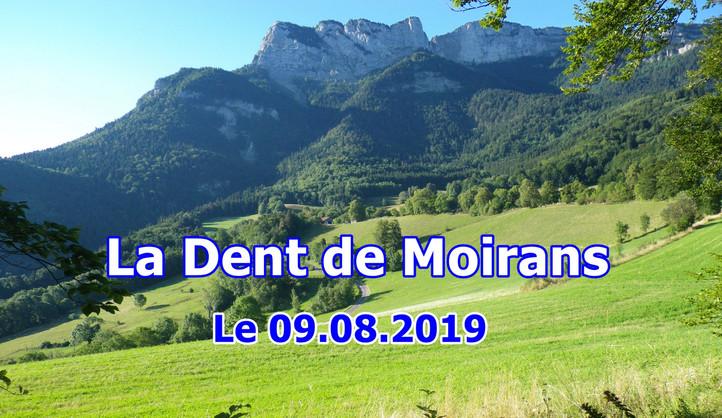 La Dent De Moirans [ Le 09/08/2019 ]