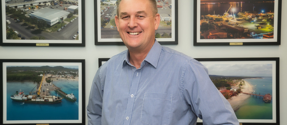 Fred White steps down as Sea Swift CEO