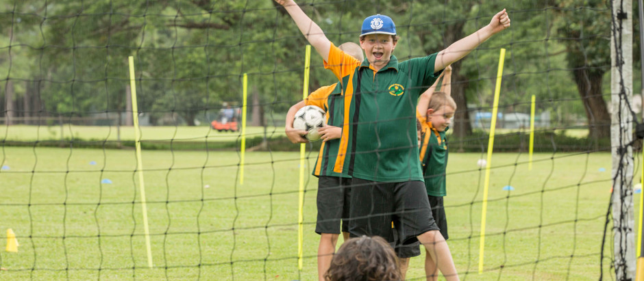 Local football academy kicking goals for children with disabilities