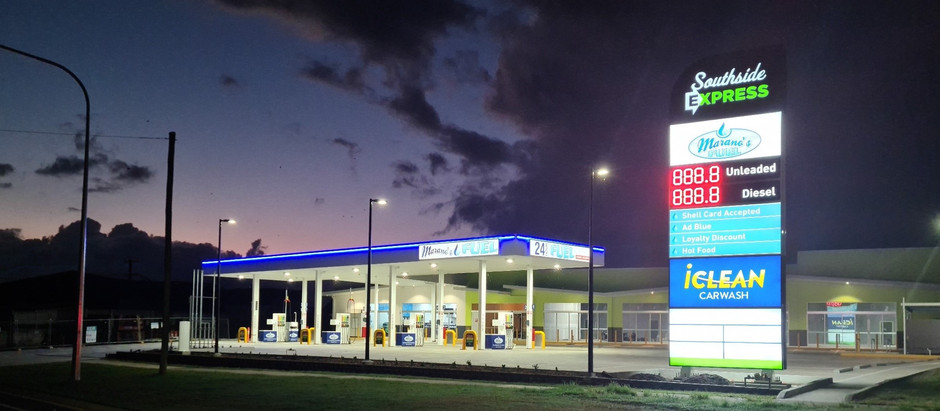 Marano's Fuel launches new service station in Edmonton