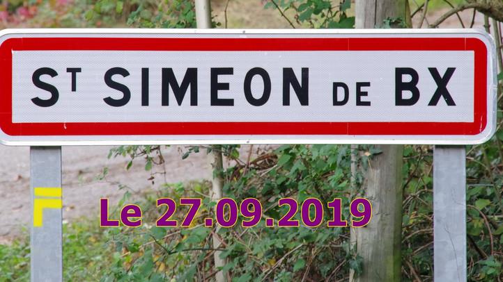 St Siméon de Bressieux [ Le 27/09/2019 ]