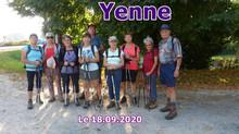 Grande Marche a Yenne [ Le 18/09/2020 ]