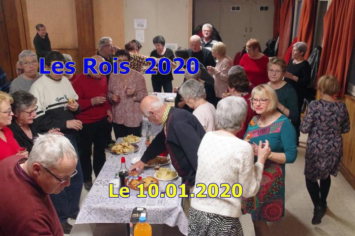 Les Rois 2020 [ Le 10/01/2020 ]