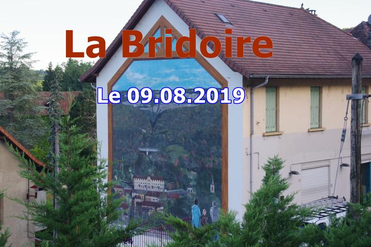 La Bridoire  [Le 09/08/2019 ]