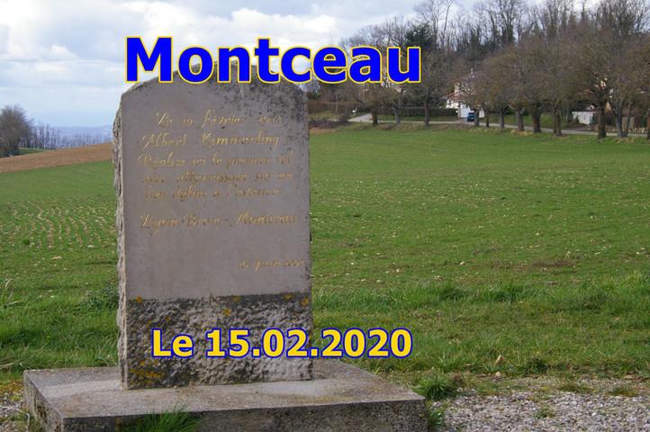 MONTCEAU [ Le 15/02/2020 ]
