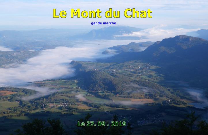 Le Mont du Chat [ Le 27/09/2019 ]