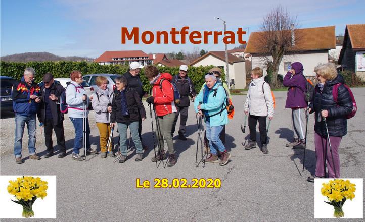MONTFERRAT [ Le 28/02/2020 ]