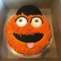 Gritty Cake