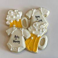 Baby Brewing Cookies
