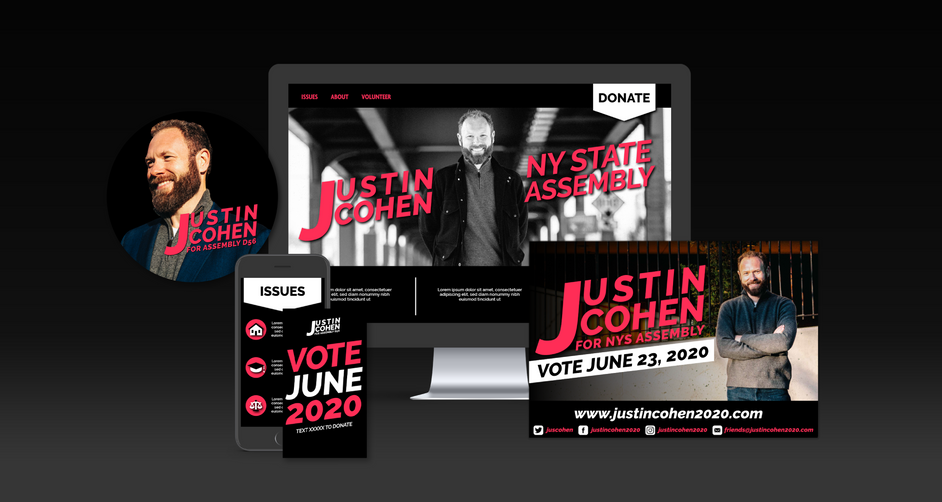 Justin Cohen for Assembly
