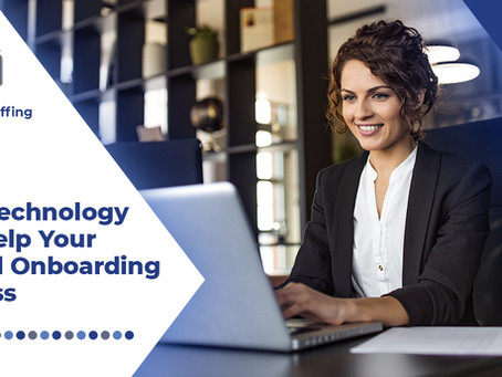 The What the How and the Why of Virtual Onboarding