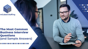The Definitive 3 Interview Questions You Need To Prep For!