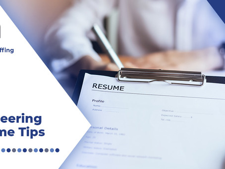 3 Simple Tips to Create the Perfect Engineering Resume
