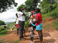 Visiting Bush Families (5).JPG