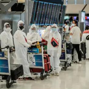 Νέα Notam: Παράταση μέτρων έως 3 Ιουλίου για τις πτήσεις εξωτερικού και εσωτερικού