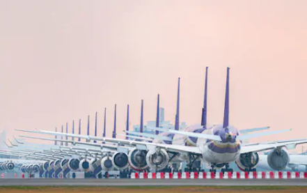 Νέα notam: Παράταση μέτρων έως 5 Απριλίου για τις πτήσεις εξωτερικού έως 29 Μαρτίου για εσωτερικού