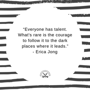 motivation quotes, finding courage, talent