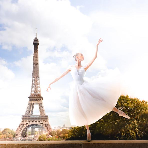Paris le Trocadero