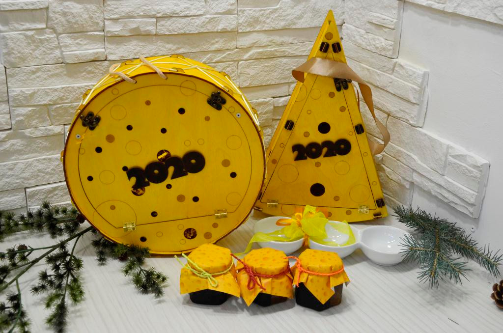 Упаковка Сыр