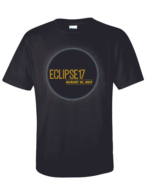 Eclipse 2017 Totality Graphic Tee