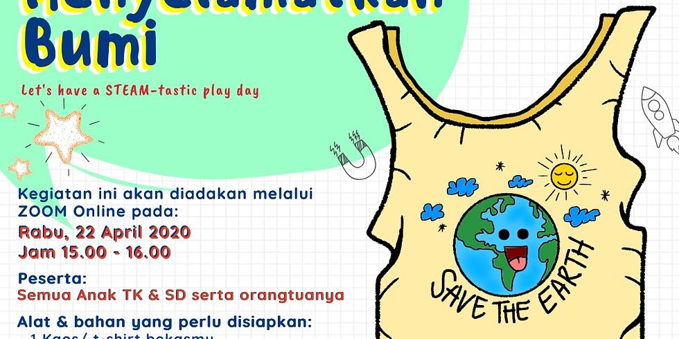 Kaosmu Menyelamatkan Bumi