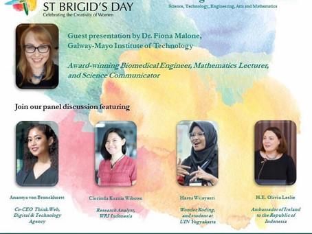 Peran Perempuan dalam Bidang STEM di Perayaan Brigid's Day
