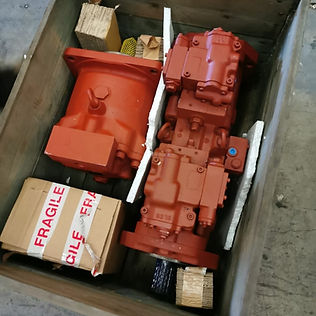 CRUSHER MOTORS, CRUSHER PUMPS, CRUSHER REPLACEMENT SPARE PARTS, AFTERMARKET SUPPLIER